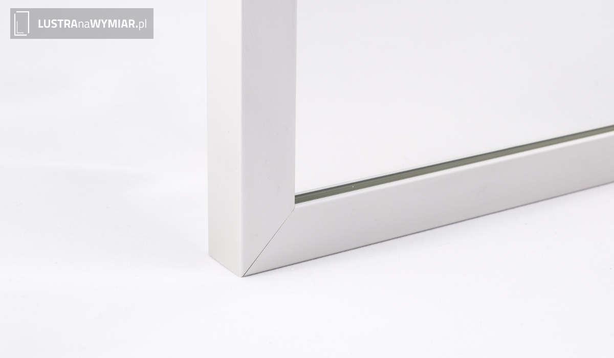 Lustro w Ramie Aluminiowej R01 - Lustra w ramach aluminiowych