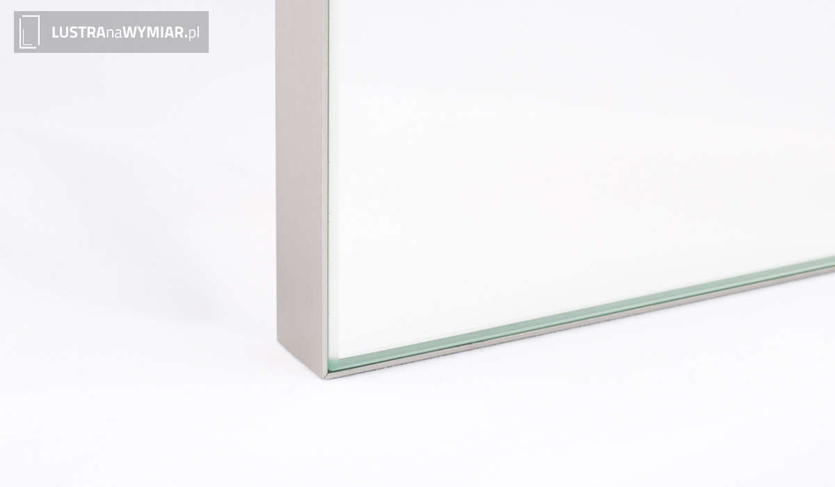 Lustro w Ramie R04 Inox - Cena lustra Radom
