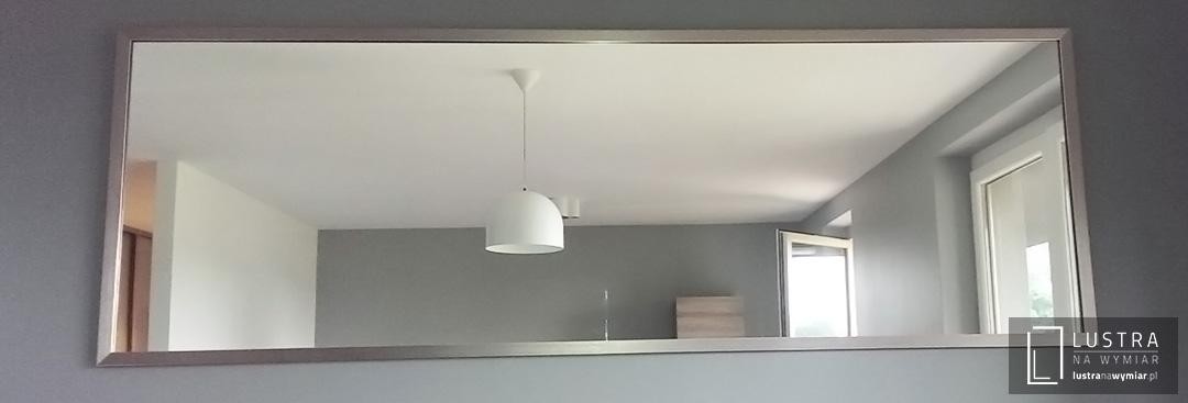 lustro w ramie - Lustra w ramach aluminiowych