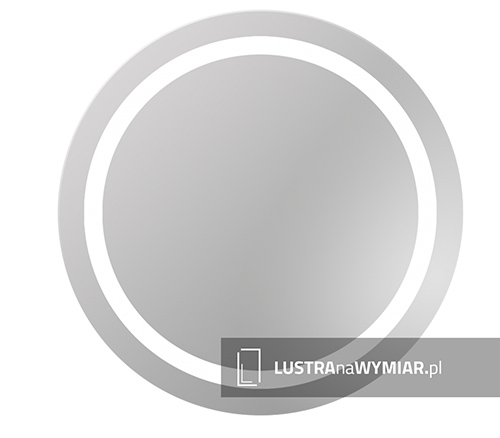 Lustro Oswietlenie Led Bydgoszcz - Lustro LED do łazienki