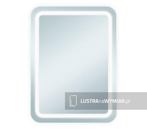 Lustro Oswietlenie Led Kielce - Lustro LED do łazienki