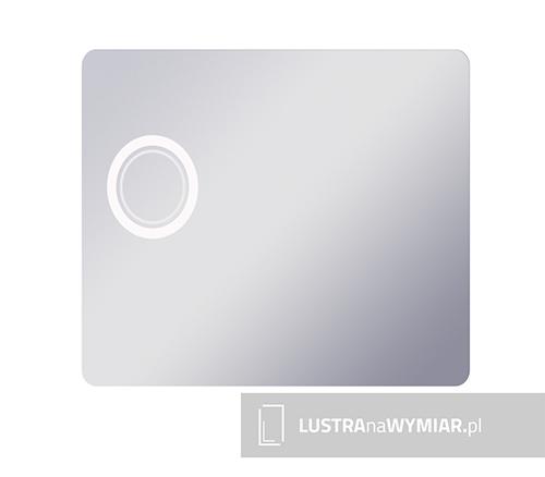 Lustro Oswietlenie Led Radom - Lustro LED do łazienki