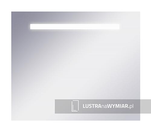 Lustro Oswietlenie Led Szczecin - Lustro LED do łazienki